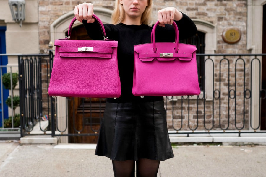 Hermès Birkin vs. Kelly: How to Choose the Right Hermès Bag for Your Personality
