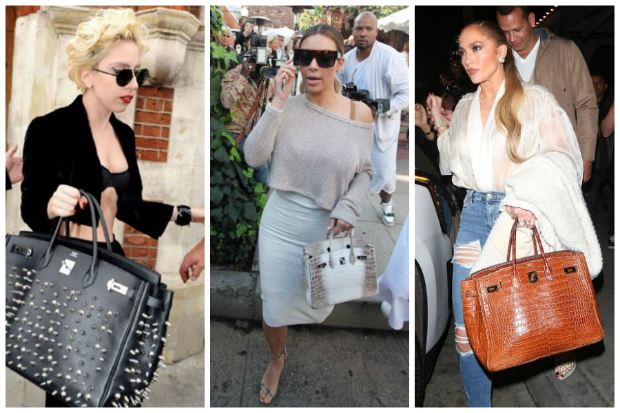 The Best Celebrity Birkin Bags