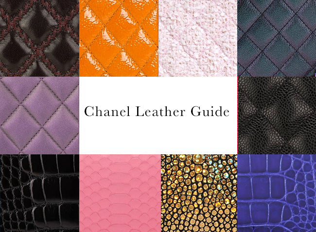 The Best Chanel Leather for Your Bag