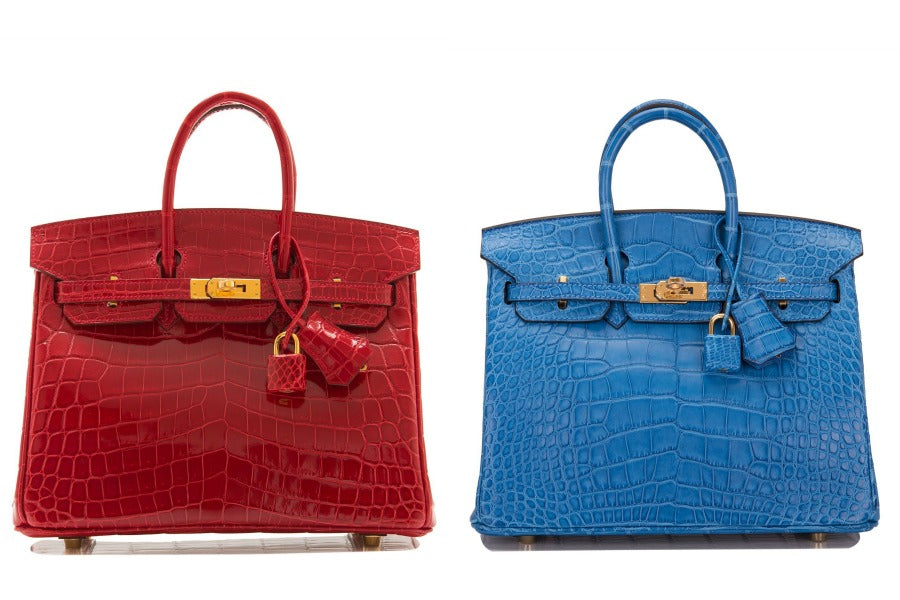 Hermes Crocodile and Alligator; What's the Difference?