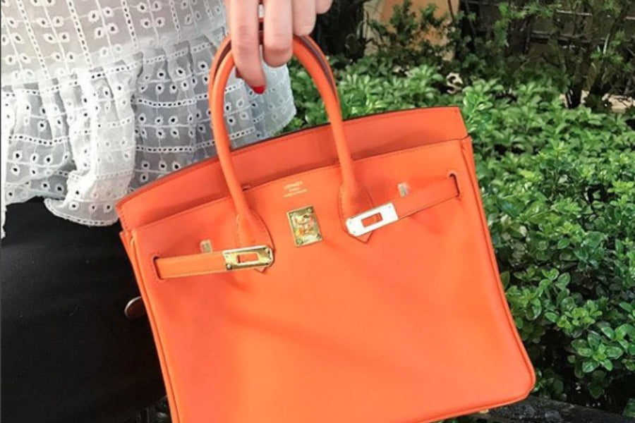 The History of Hermes Orange