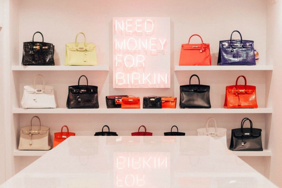Madison Avenue Couture's 10 Handbags Commandments