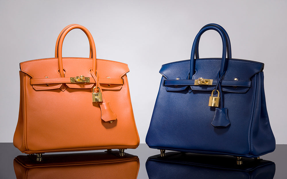Why Swift Leather Is Best for the Hermès Lover of Bold Colors