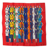 Hermes Les Sportives Silk Twill Scarf 70Cm Scarves