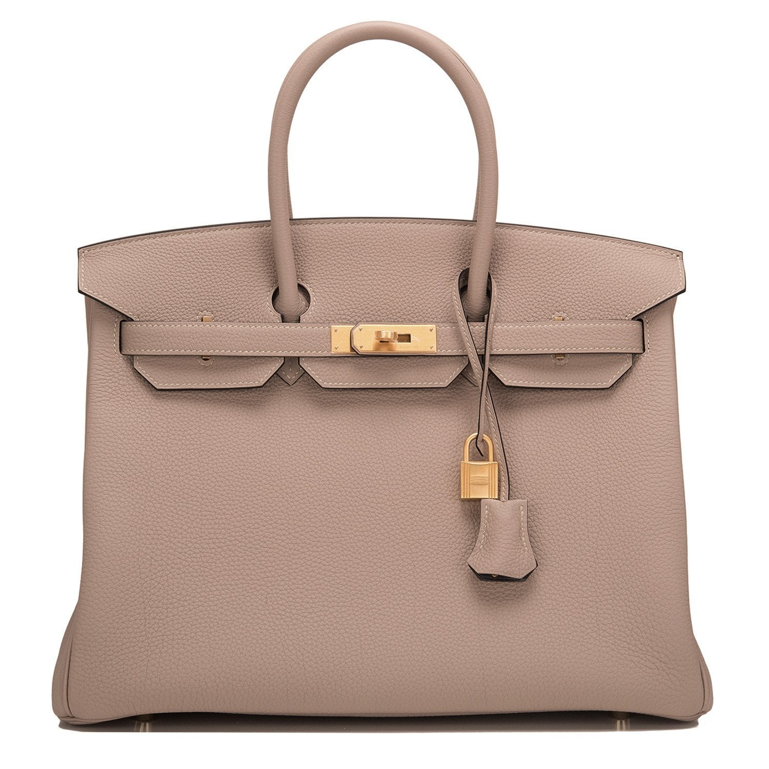2335317c7756 official store hermes hss bi color gris tourterelle and ardoise togo birkin  35cm brushed gold hardware