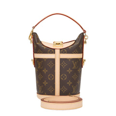Louis Vuitton Monogram Duffle Bag PM