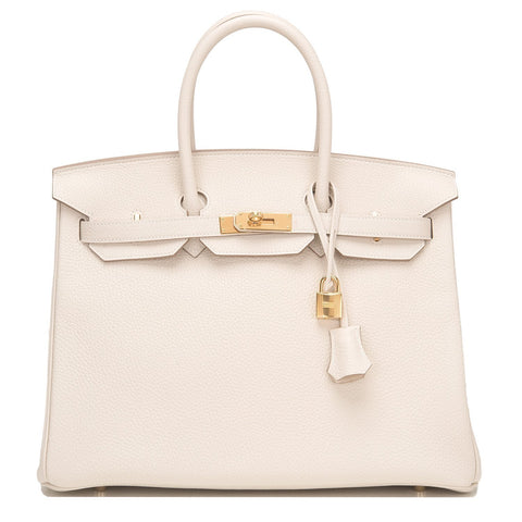 Hermes Rose Azalee Swift Birkin 25cm Gold Hardware
