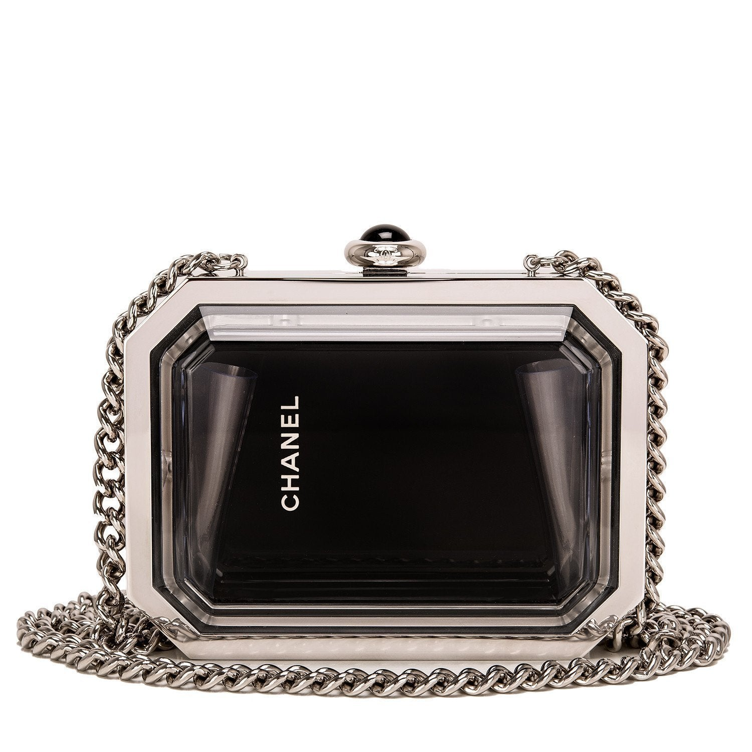 e83d04222 Chanel Premiere Watch Minaudiere Clutch Runway Bag – Madison Avenue Couture