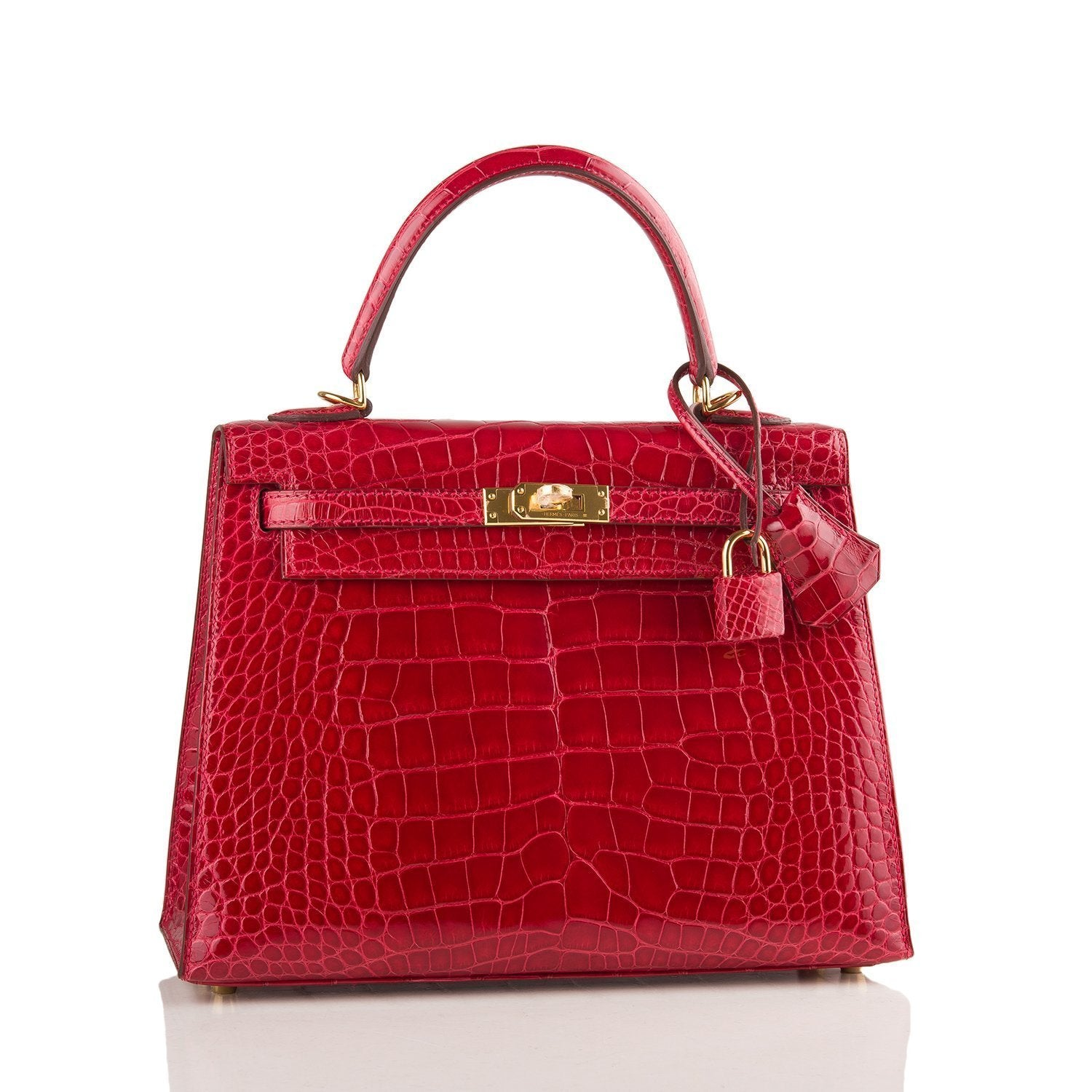 ... store hermes braise shiny alligator kelly 25cm gold hardware e8041  6718b ... 2e01be0c0d2