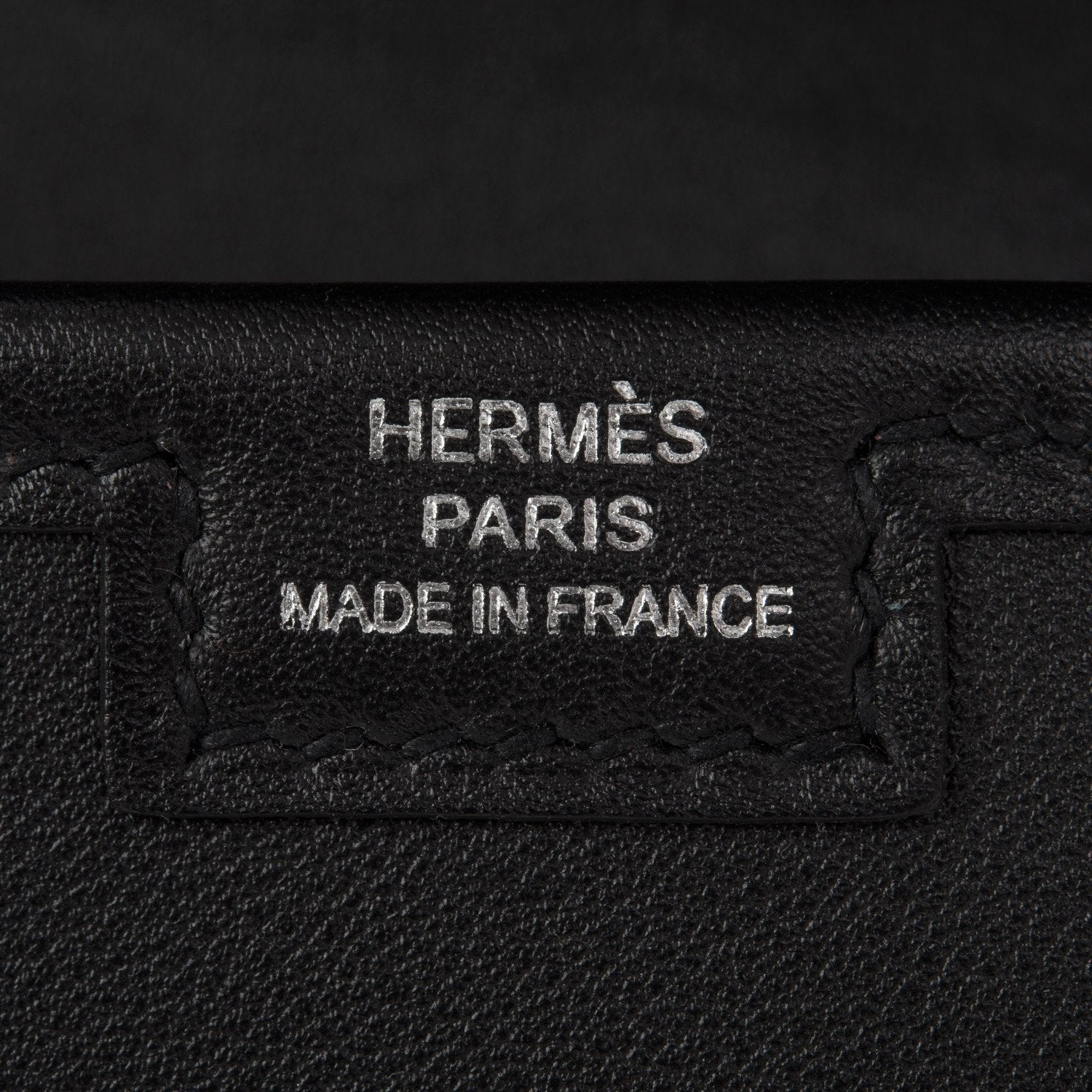 Hermes Black Swift Jige Elan Clutch 29Cm Handbags