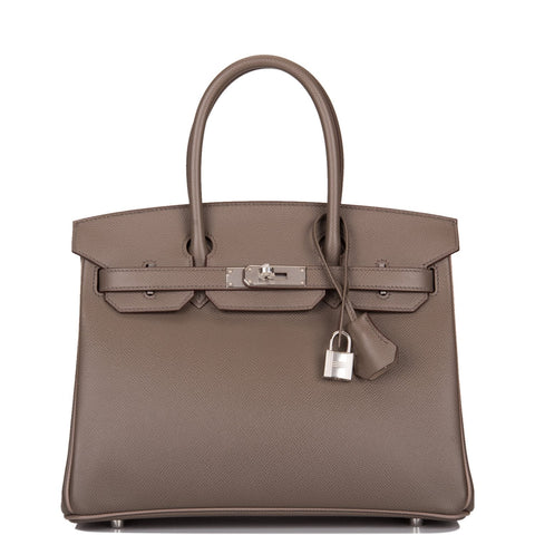 Hermes Horseshoe Stamp (HSS) Bi-Color Abricot and Etain Epsom Sellier Kelly 28cm Palladium Hardware