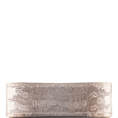 Hermes Ombre Lizard Mini Kelly Pochette