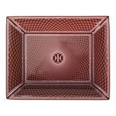Hermes H Deco Porcelain Change Tray