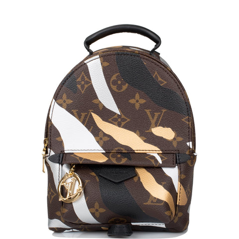 Louis Vuitton x LOL Monogram Palm Springs Mini Backpack