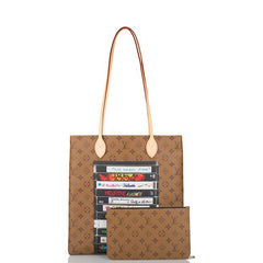 Louis Vuitton Reverse Monogram Carry It VHS Tote