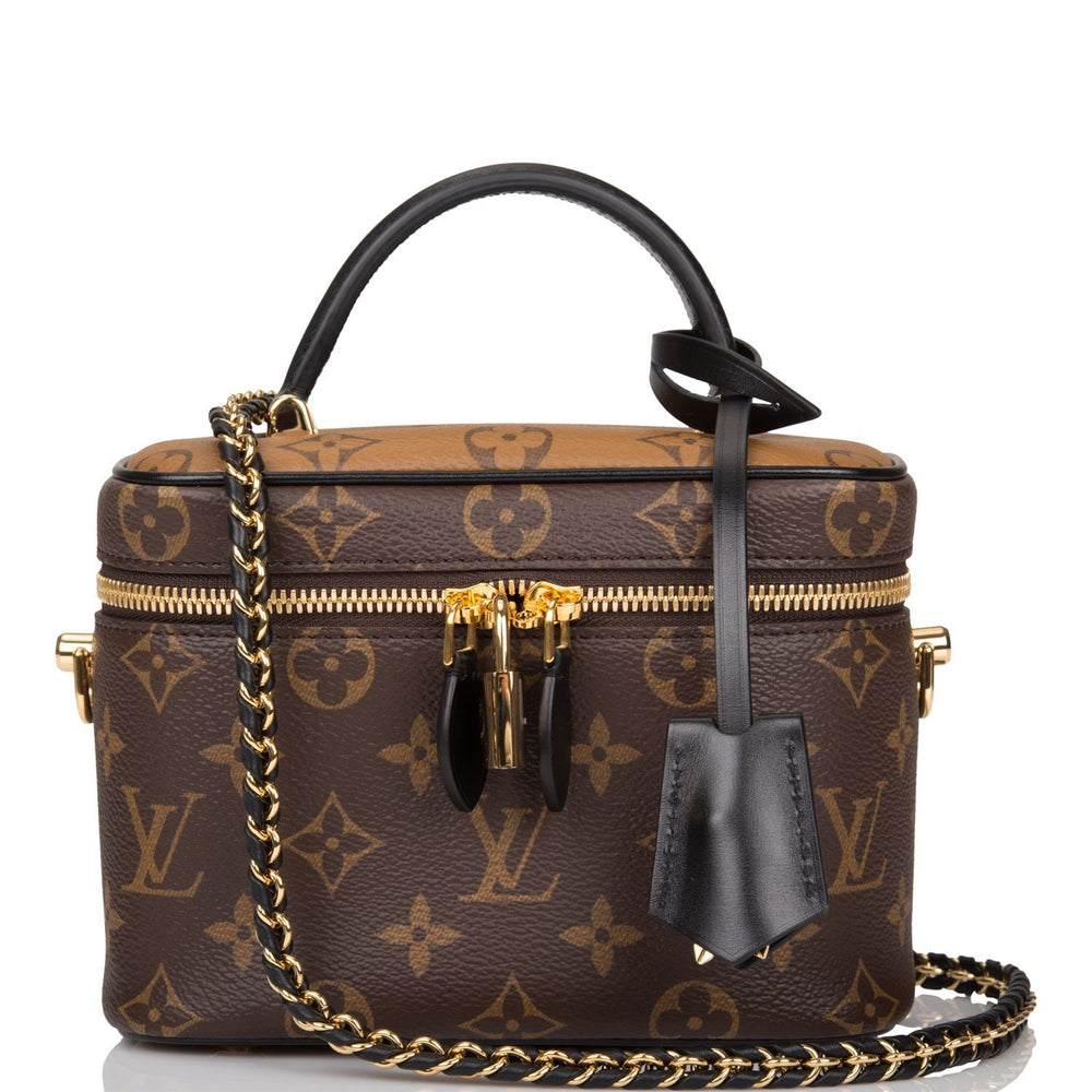 Louis Vuitton Reverse Monogram Vanity PM Bag