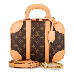 Louis Vuitton Monogram Mini Luggage Bag