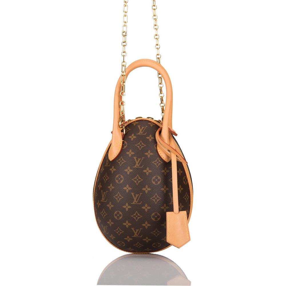 Louis Vuitton Monogram Egg Bag