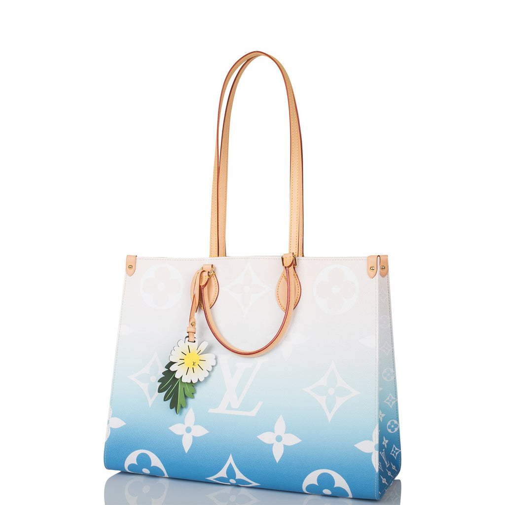 Louis Vuitton Blue By The Pool Giant Monogram OnTheGo GM