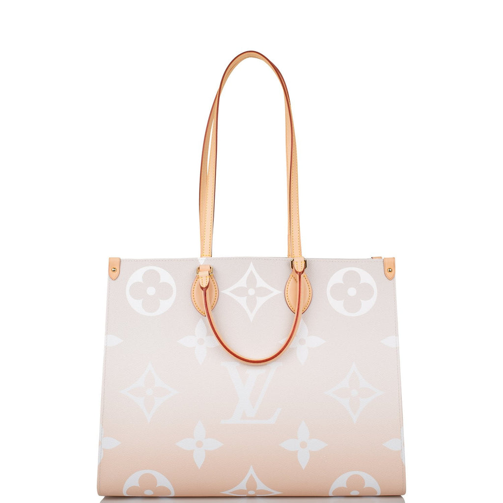Louis Vuitton Mist By The Pool Giant Monogram OnTheGo GM