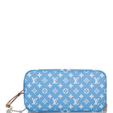 Louis Vuitton Blue By The Pool Giant Monogram Neverfull MM