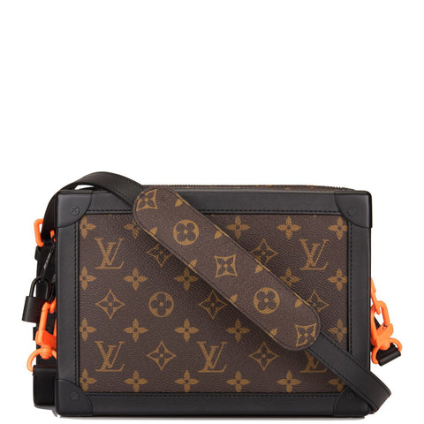 Louis Vuitton x Virgil Abloh Monogram Soft Trunk Bag