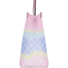 Louis Vuitton Pastel Escale Monogram OnTheGo GM Tote