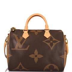 Louis Vuitton Giant Reverse Monogram Speedy 30 Bandouliere