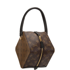 Louis Vuitton Reverse Monogram Square Bag