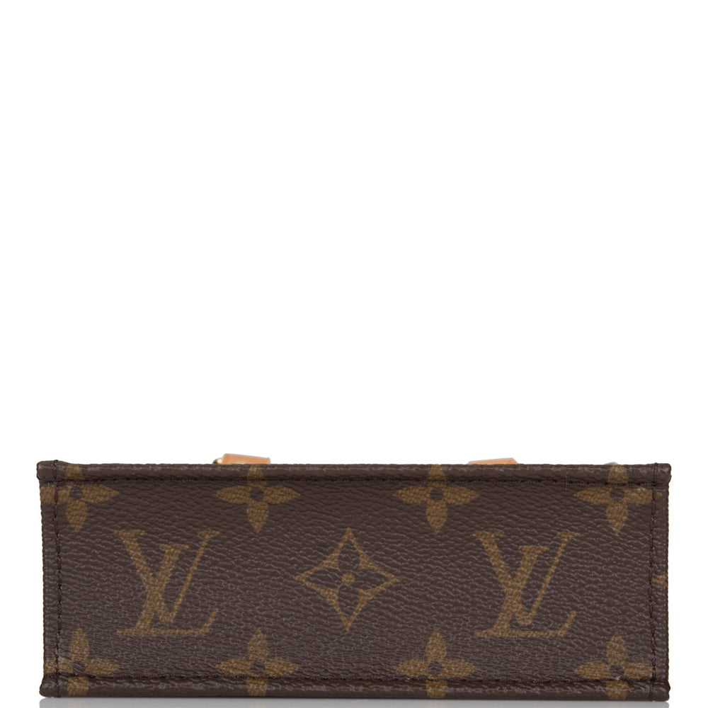 Louis Vuitton Monogram Petit Sac Plat