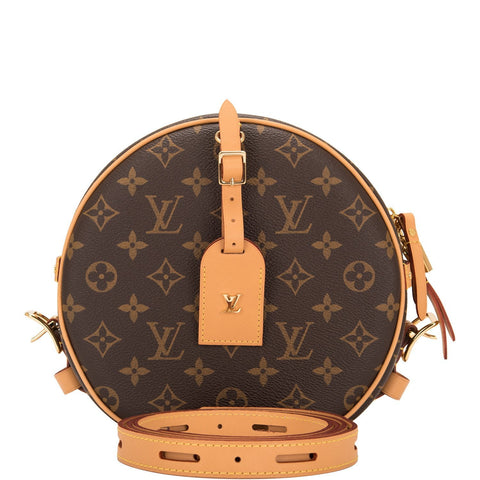 Louis Vuitton Monogram Boite Chapeau Souple Bag