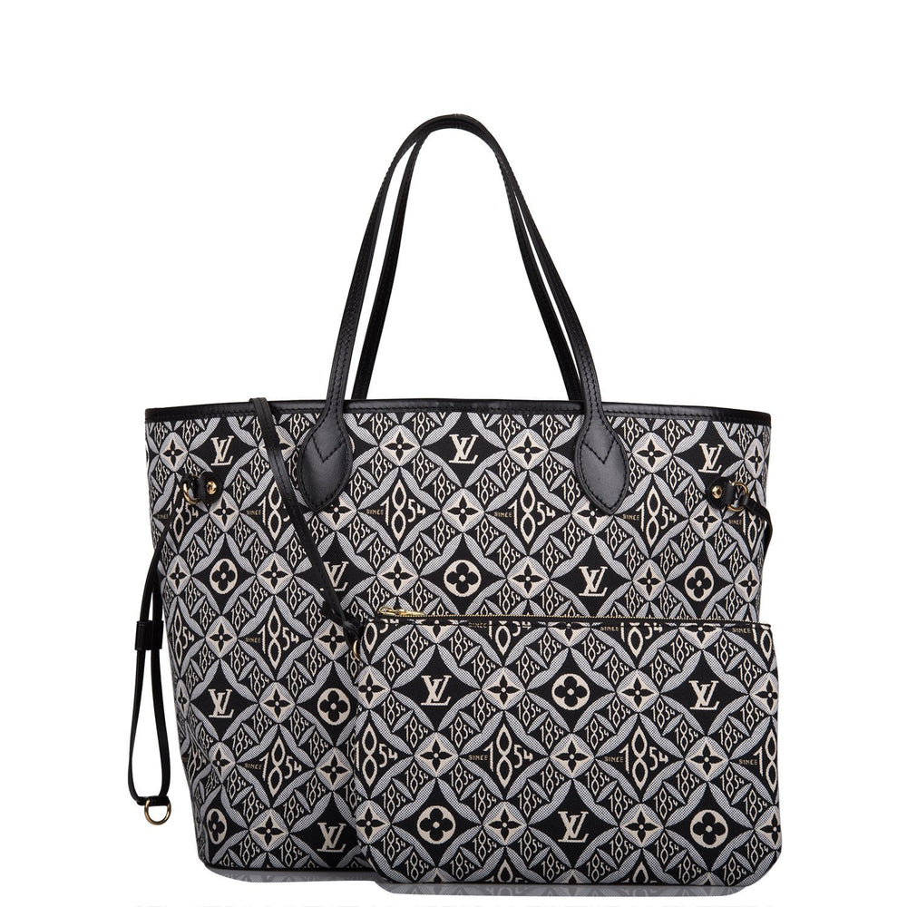 Louis Vuitton Grey Since 1854 Neverfull MM