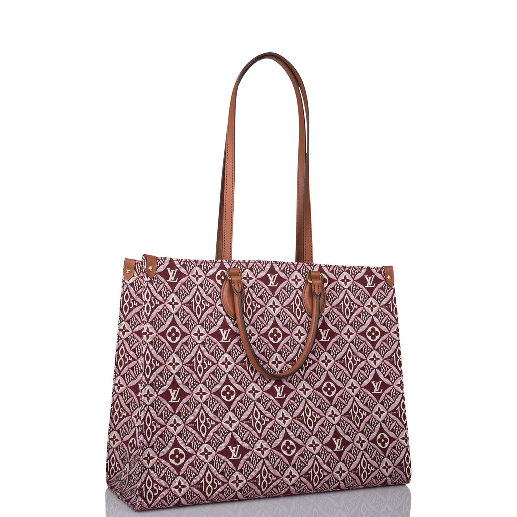 Louis Vuitton Bordeaux Since 1854 OnTheGo Tote GM