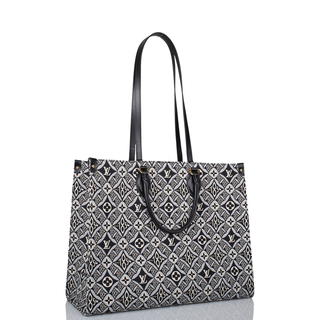 Louis Vuitton Grey Since 1854 OnTheGo Tote GM