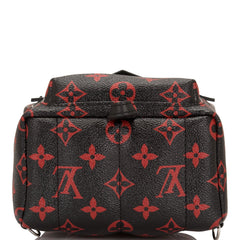 Louis Vuitton Monogram Infrarouge Palm Springs Backpack Mini