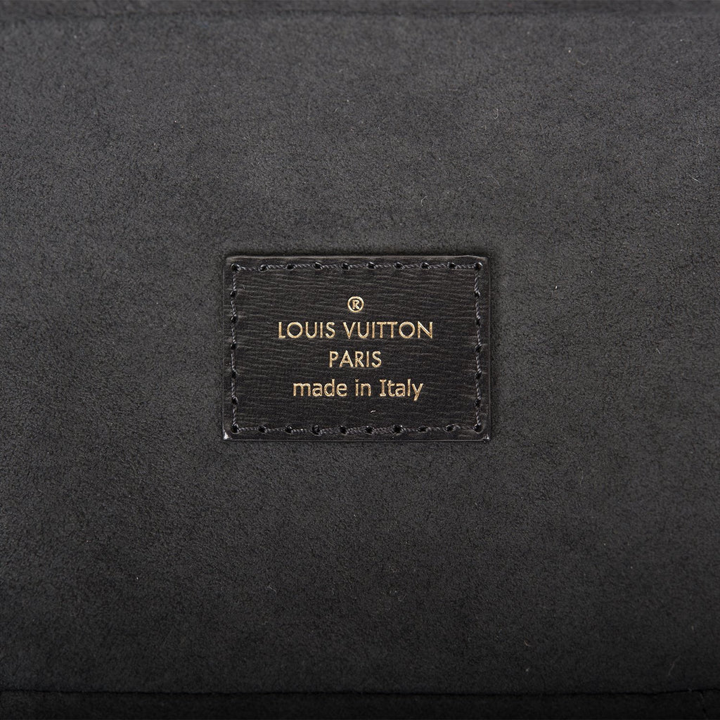 Louis Vuitton White Game On Vanity PM