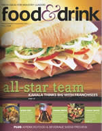 Food & Drink – Fall 2008 Cover