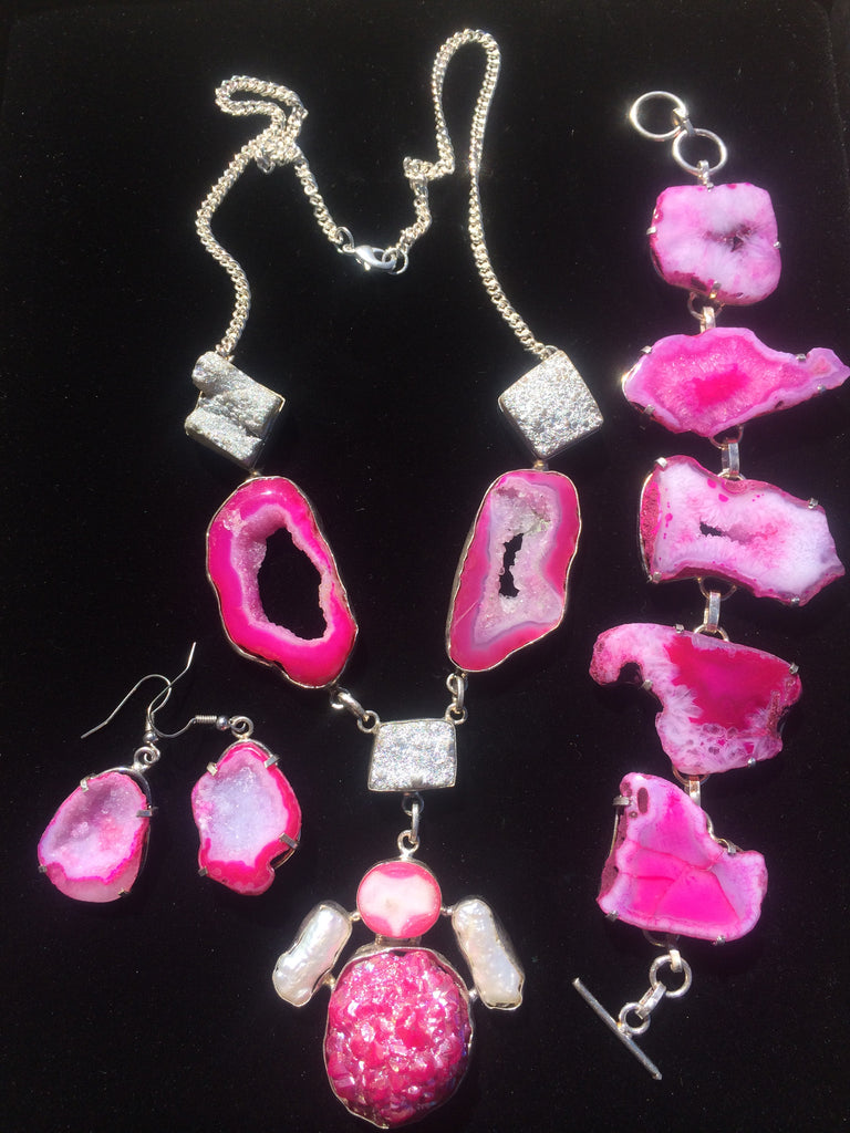 """Pretty In Pink""  Set    SKU 006"