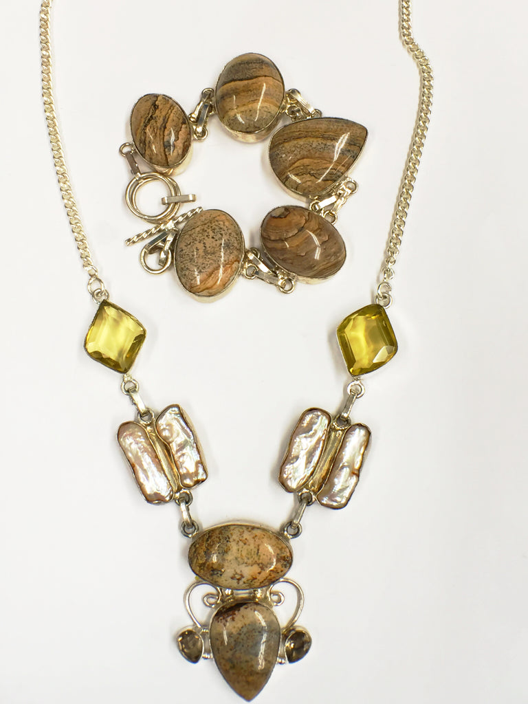 Perfect Picture Jasper Set  SKU 111
