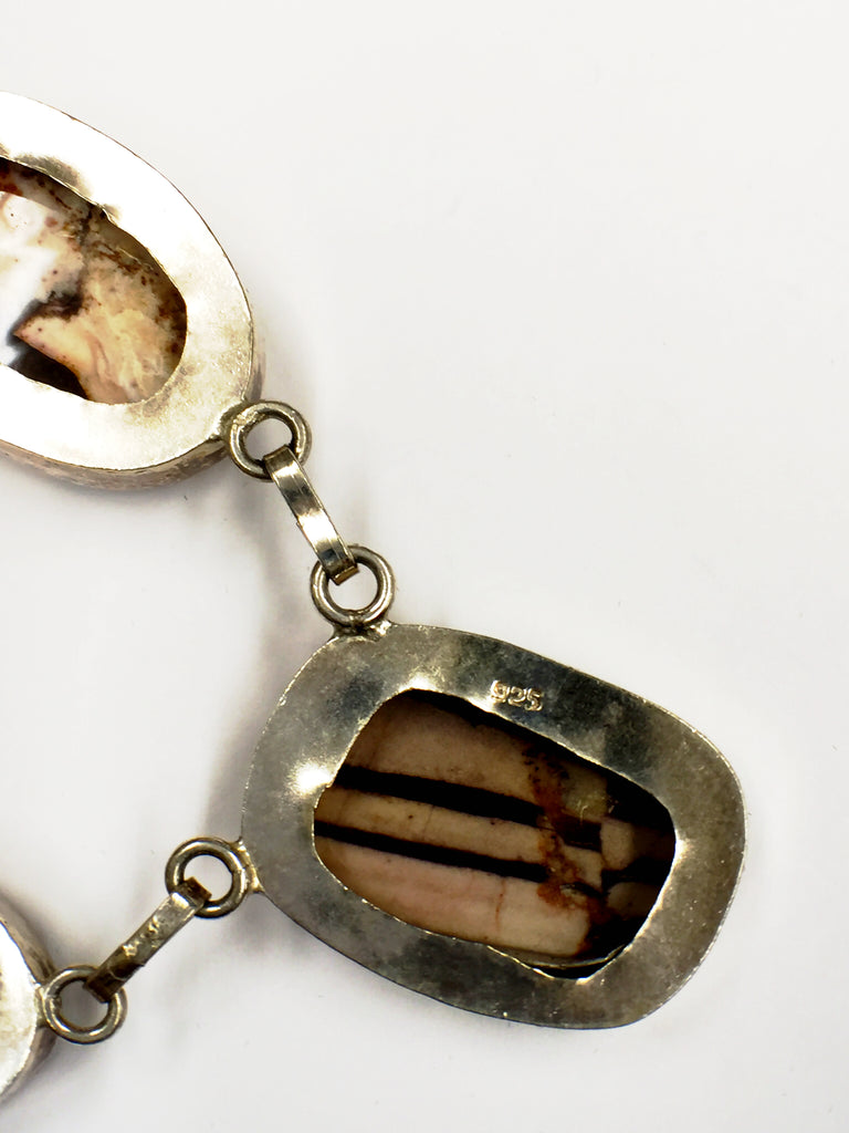 Perfect Picture Jasper necklace  SKU 110
