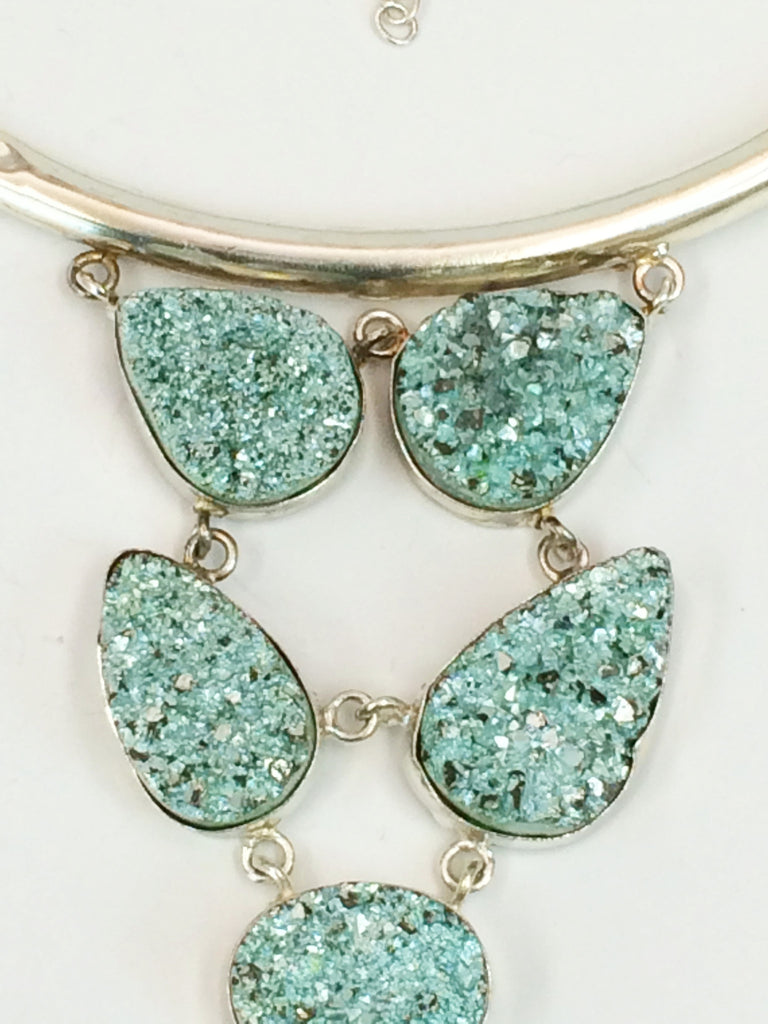 Mint Necklace              SKU 257
