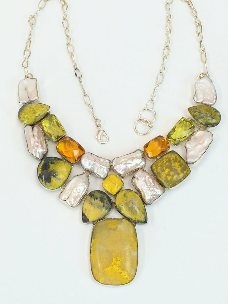 Limoncello Necklace    SKU   247