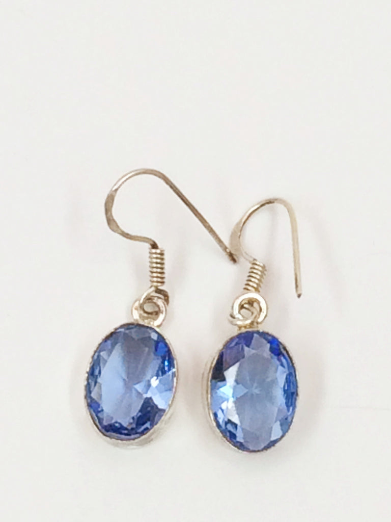 Iolite Earrings SKU 246