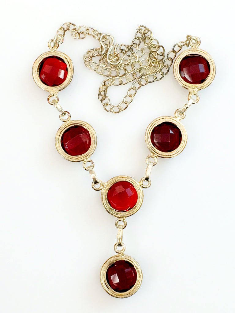 The Cherry on Top Necklace SKU 347