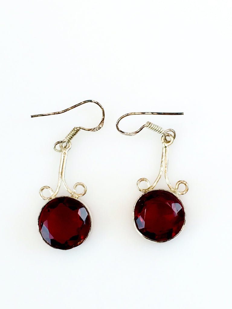 The Cherry on Top Earrings 348