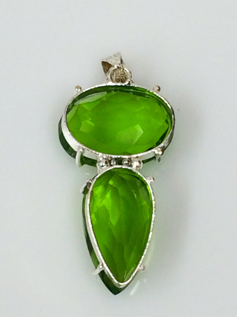 Green with Envy Pendant SKU 370