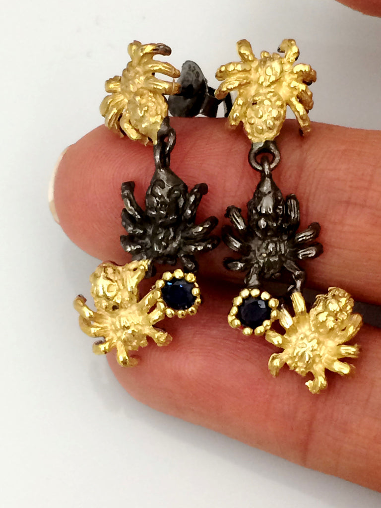Spider Earrings SKU 558