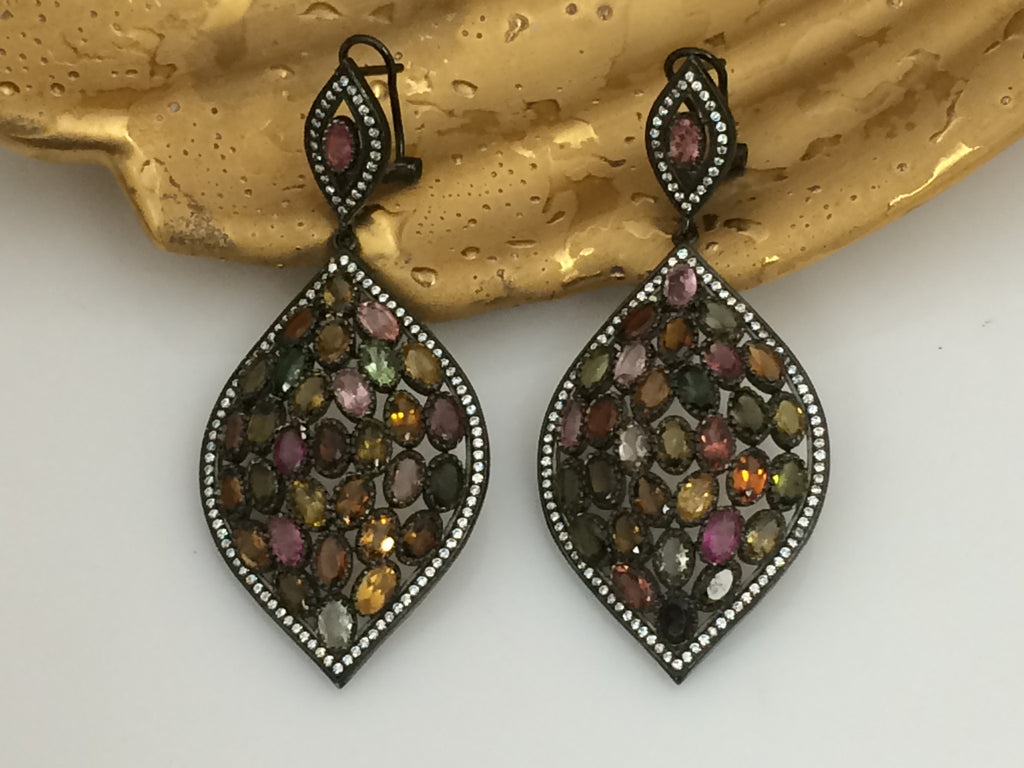 Regal Elegance Earrings SKU 505