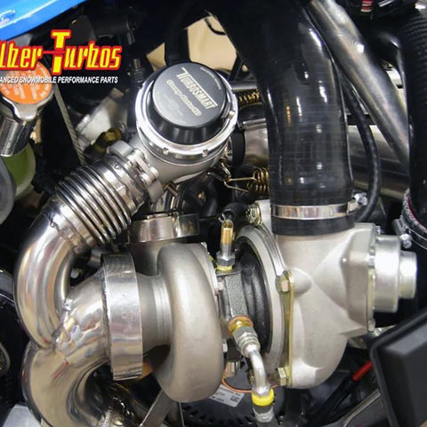 Polaris Axys RMK 800 HO Turbo Kits
