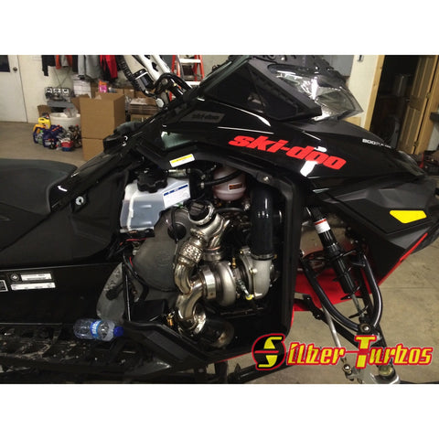 Skidoo E-Tec Turbo Kit